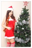 Kacie Christmas 2013-5 by 365erotic