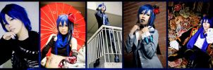 Kaito Overload by Animaidens