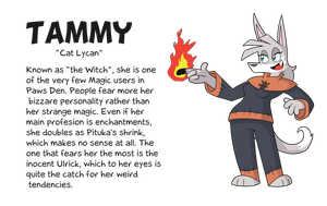 Tammy (FFC cast) by El-Zorrito