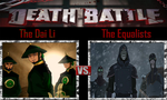 The Dai Li vs The Equalists by SonicPal