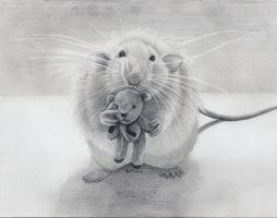 Mouse by Bajan-Art
