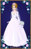 White Rose Bride by LadyIlona1984