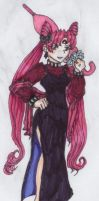 Dark or Wicked Lady by heart-of-glass