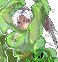 Kill la kill Riven (and Zac) by NIELSPETERDEJONG