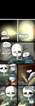 Skelefam- Don't have to hide pt 18 by TheBombDiggity666