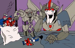 TFP: Go The Frag To Sleep by xero87