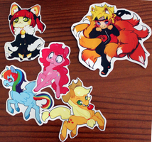 Stickers by urukins