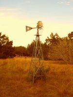 Texas Windmill by TheGerm84
