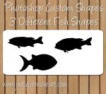 PS Shapes - Fish by justiej