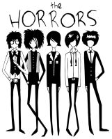 the horrors by renachristsuperstar