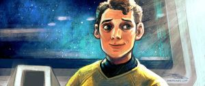 Chekov by danidraws