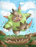 Quilladin by BenRivers