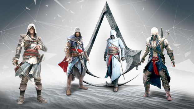Assassin's Creed Wallpaper by thedemonknight