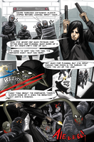 The Darkness strip by BRiZL