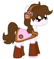 Choco-Chan (Remake) by Vocapony
