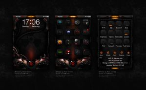 Latest iPhone 4 iOS5 Theme Update iSpider. by NoobGamer75