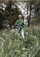 Link Cosplay by serensloth