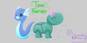 Team Fantasy Paint by Ryuuchan4