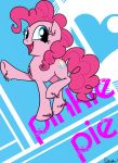 .:PINKIE PIE:. by MercyAntebellum