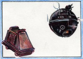 MSE-6 and BL-39 Sketchcard by RobD4E