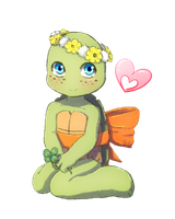 Mikey Tot by CutieClovers