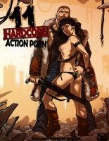 11 - Hardcore Action Porn Cover by Ganassa