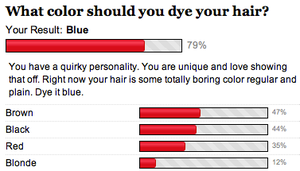 MY HAIR SHOULD BE BLUE YES by cyancrap