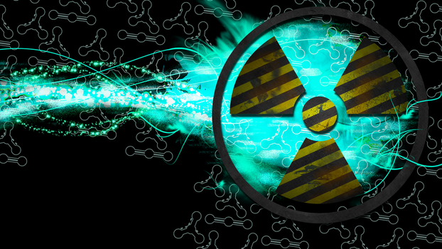 New Radiation Wallpaper by mkovic