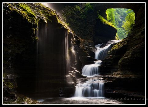 Fairy Tale Falls by aFeinPhoto-com