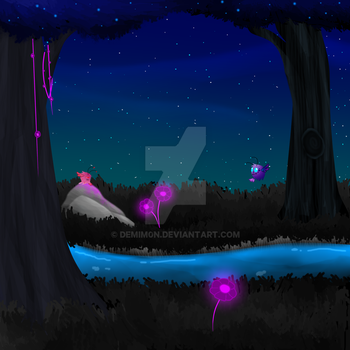 Forest of Wishes by DemiM0n