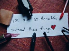 You're so beautiful by nya4ever