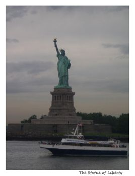 The Statue of Liberty by SeiMissTake