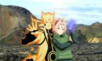 naru x saku by Bleach-Fairy