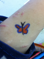 Butterfly Project 7 by Nessie905