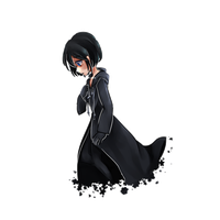 Xion by IceBluu