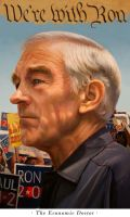 Ron Paul, The Economic Doctor 2012 by meddelem