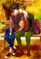 {MakoHaru} All Mine by hossico