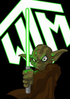 Yoda Avatar Freeletics by knail