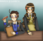 [APH ELEMENTARY] AusHun by melonstyle