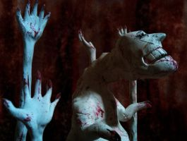 Dead Hand Sculpt by Kanyon85