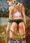 2013 female fitness drawing by KHUANTRU