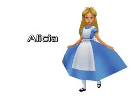 MMD Newcomer: Alice KH 1 by MrMario31095