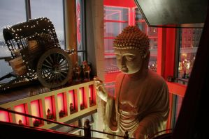 Buddah by Goldendracox