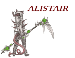 Alistaire - Full Demon by h-moss