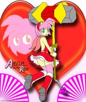 Amy Humanized-Amelia Rose by Xero-J