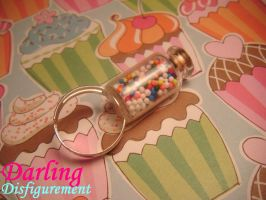 sprinkles bottle ring by leggsXisXawsome