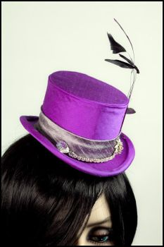 ShowsTopper - Mini Hat by Elemental-Sight
