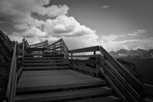 Stairway by nalhcal