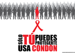 Use a condom by raulsantaella