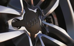 Audi S5 close up by 3D-Brainx
